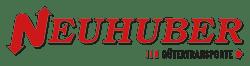 Neuhuber Gütertransporte Logo